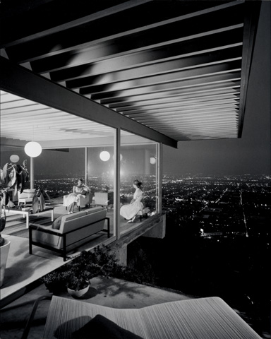 Case Study House#22 by Shulman Surrealists: Dali,for the inner vision